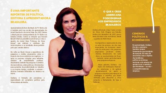 Apresentação Giuliana Morrone Dmt Palestras