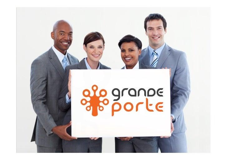 Quem SomosA Grande Porte é um centro de treinamentos focada naformação de profissionais de TI que atendam as mais altasexi...
