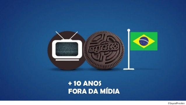 @JoycePrestes + 10 ANOS FORA DA MÍDIA