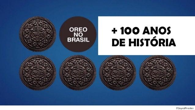 @JoycePrestes + 100 ANOS DE HISTÓRIA