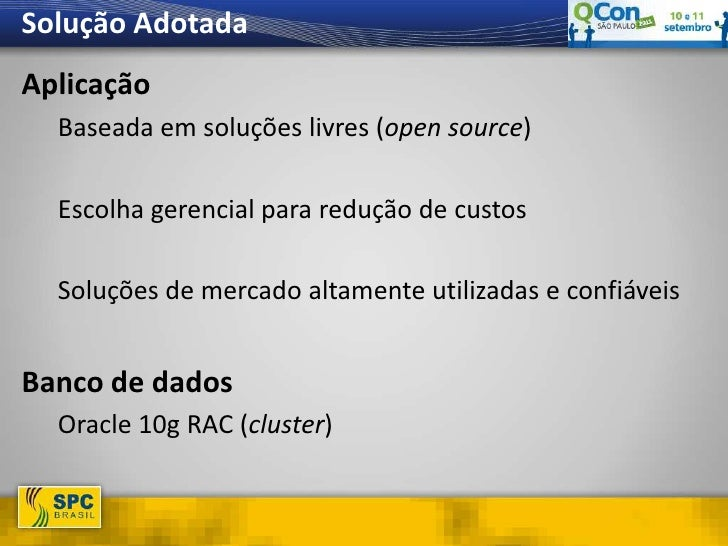 Arquitetura De Um Sistema Crtico De Alta Disponibilidade   Solues Open Source on oracle xstream
