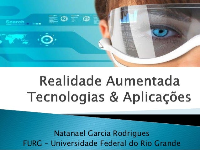 Natanael Garcia Rodrigues FURG – Universidade Federal do Rio Grande