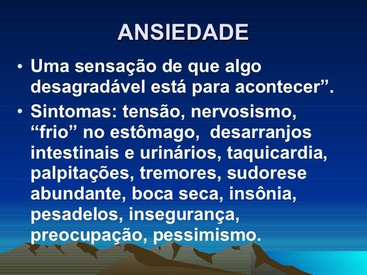 Populares Palestra Sobre Ansiedade, Medo E Panico JD65