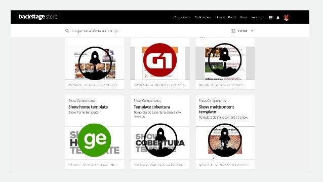 Software as a service na globo.com - detalhes do campo de batalha - TDC POA 2017