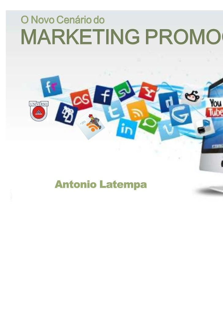 Prof. ANTONIO LATEMPA                               Mestre pela Universidade Federal Fluminense (UFF)                     ...