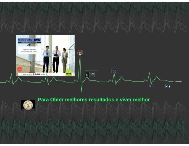 Palestra Business Detox - Para obter melhores resultados e viver melhor