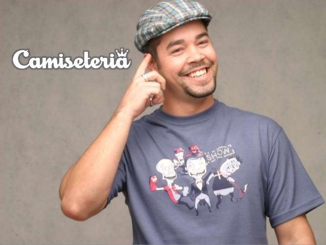 Em Poucas Palavras O Camiseteria é um concurso permanente de estampas para camisetas que distribui prêmios em produtos e d...