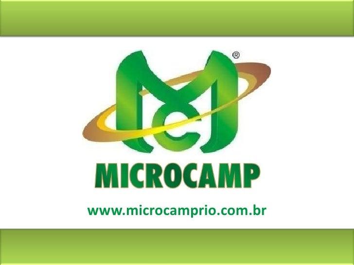 www.microcamprio.com.br<br />