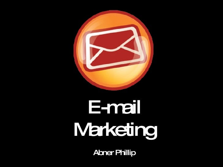 Curso: Global Business School/IBMEC: E-mail marketing X Spam