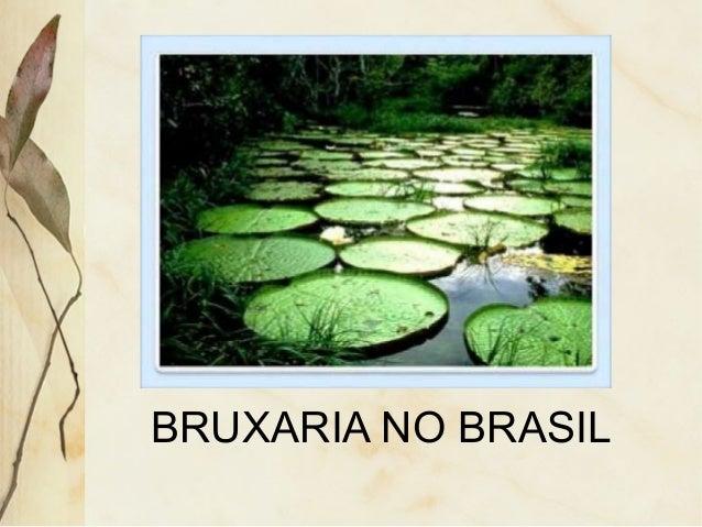 BRUXARIA NO BRASIL