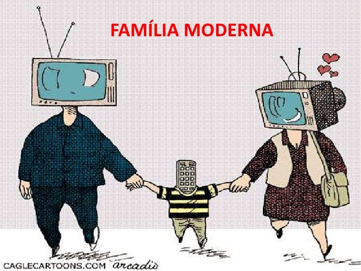 FAMÍLIA MODERNA<br />