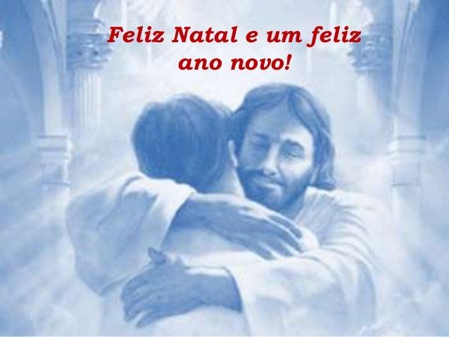 Palestra Feliz Ano Novo