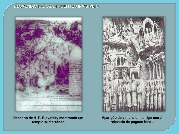 DESVENDANDO OS DIRIGENTES INVISÍVEIS   O famoso artista, filósofo e explorador russo, Nicolas Roerich, que também viajou  ...