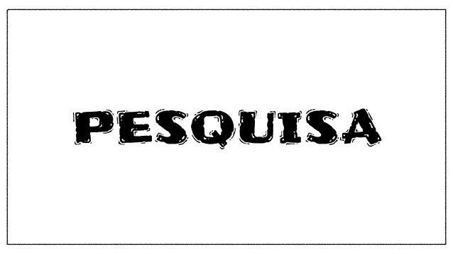 PESQUISA