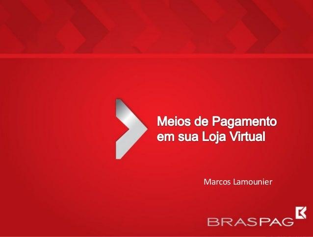 Marcos Lamounier