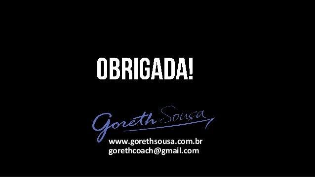 Palestra Goreth Sousa