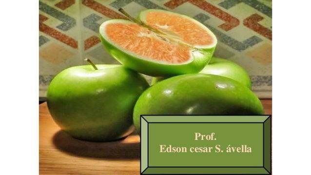 Prof. Edson cesar S. ávella