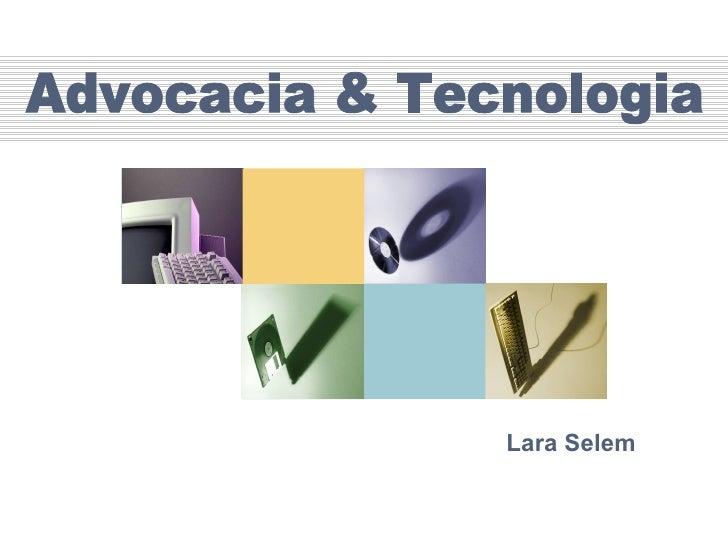 Lara Selem Advocacia & Tecnologia
