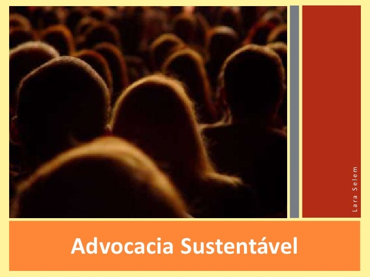 Lara Selem Advocacia Sustentável