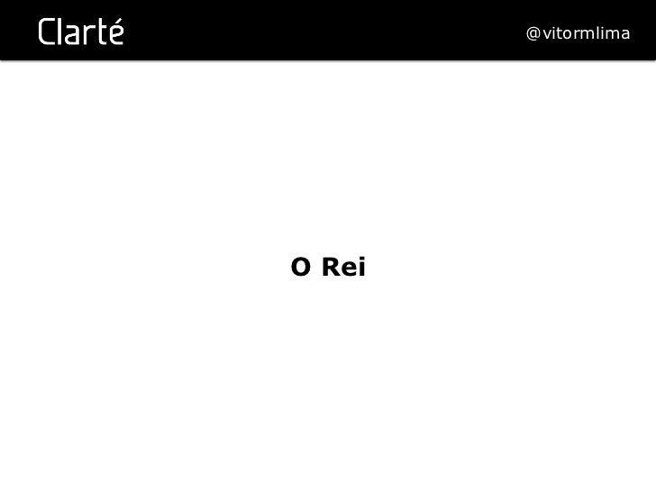 @vitormlima O ReiAbril, 2010