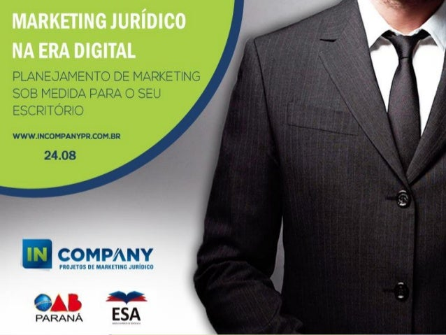 Marketing JurídicoA In Company Assessoria de marketing para sociedade de advogados. A In Company atua desde 2005 com um co...