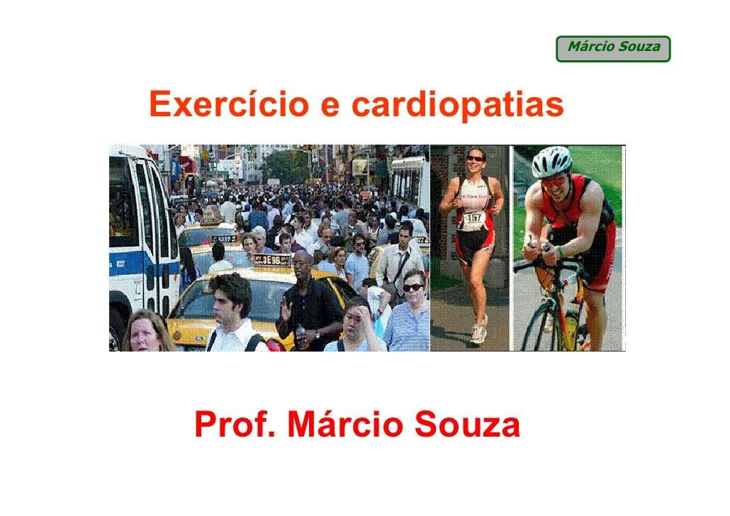 Exercícios para cardiopatas