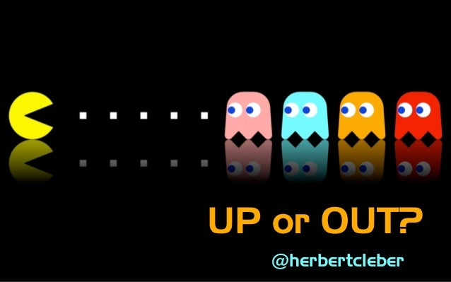UP or OUT? @herbertcleber