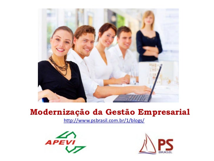 Modernização da Gestão Empresarial