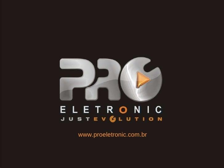 www.proeletronic.com.br
