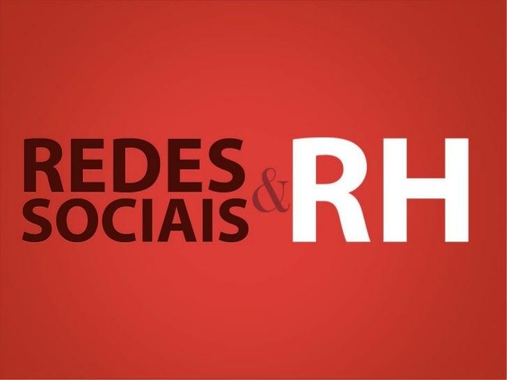 Redes Sociais & RH