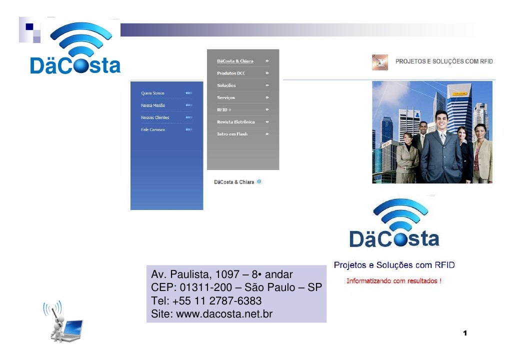 DäC sta               Av. Paulista, 1097 – 8• andar           CEP: 01311-200 – São Paulo – SP           Tel: +55 11 2787-6...