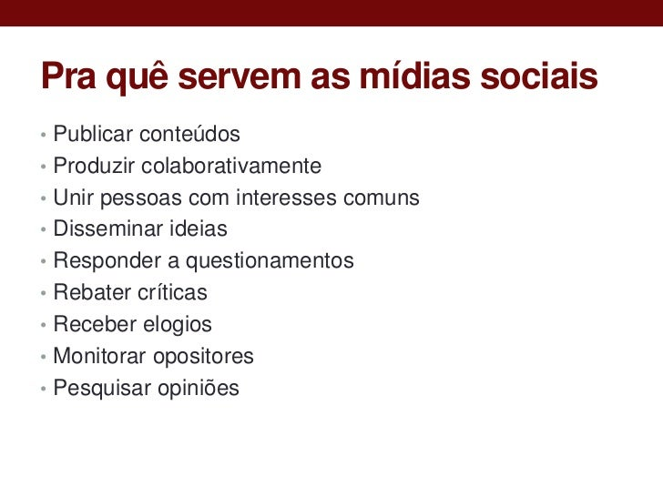 Mídias Sociais e Eleições Slide 2