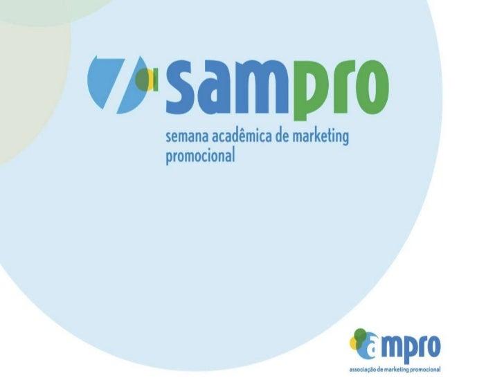 UMA VISÃO DO<br />MARKETING PROMOCIONAL<br />