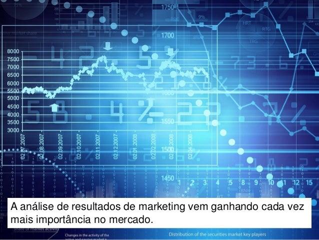 Marketing Analytics: como analisar resultados e investir no que dá certo Slide 3