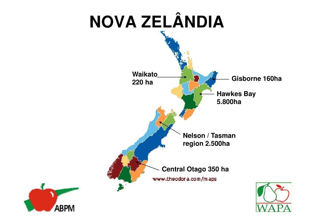 NOVA ZELÂNDIA                Produção de Maçãs (t)600550500450400350300250200      2003/04   2005/06            2007/08   ...