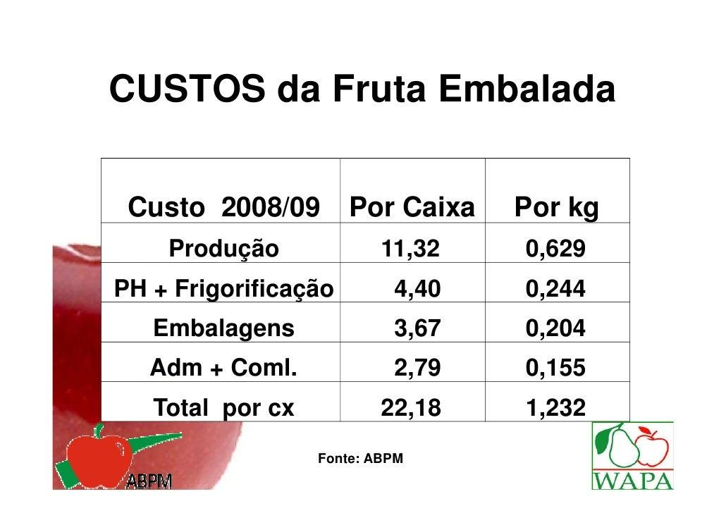 VENDA MEDIA ANUAL EMBALADACat 1, 2 e 3   Gala R$/kg   Fuji R$/kg     INPC     IGPM   2003            1,127         1,292  ...