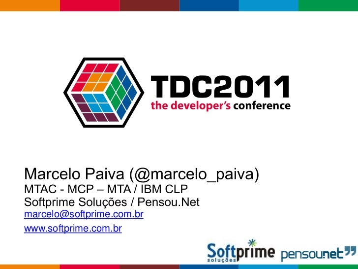 marcelo@softprime.com.brwww.softprime.com.br                           Globalcode – Open4education