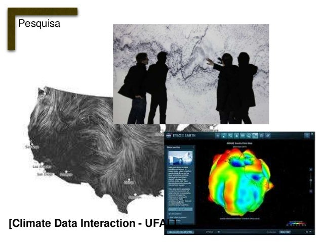 Pesquisa  [Climate Data Interaction - UFAL]