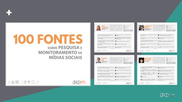 Monitoramento e Pesquisa nas Mídias Sociais - Consumo em Foco (UNISUAM)