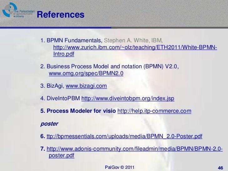 business process modeling notation fundamentals - Bpmn 20 Modeler For Visio