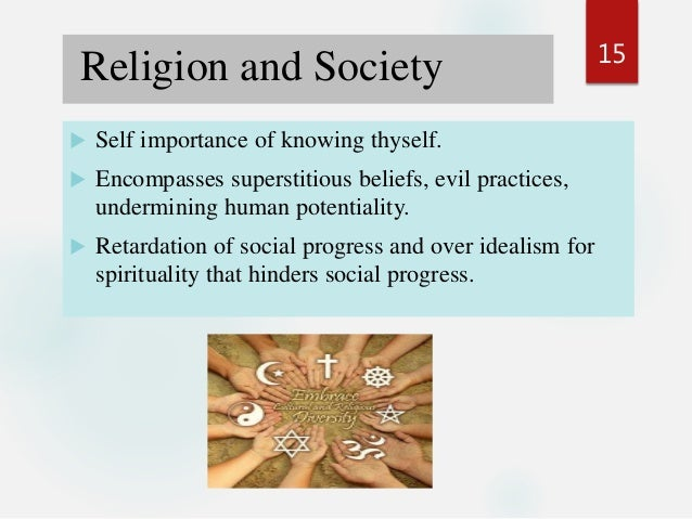 religion and social harmony final From tolerance to acceptance: racial and religious harmony in a survey on racial and religious harmony conducted by the institute of policy studies in 2013 showed that approximately according to a scholar who shared her discussions with secondary school social studies teachers in.