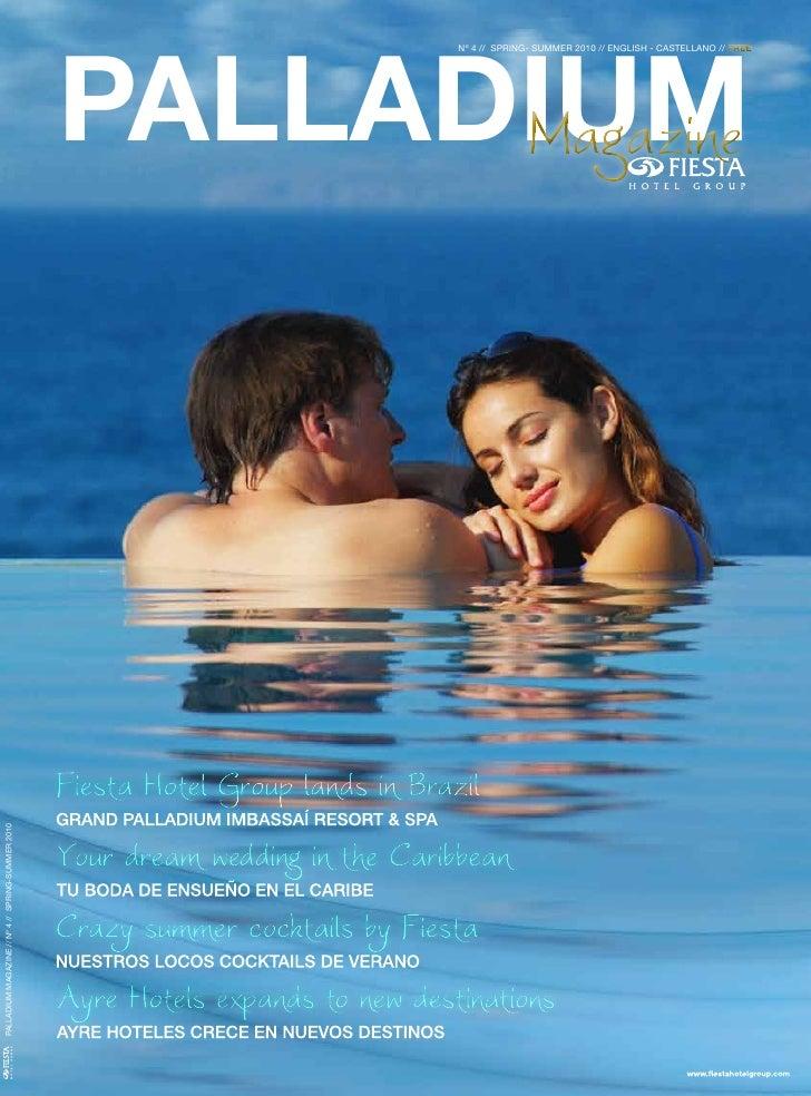 PALLADIUM                                                        Nº 4 // SPRING- SUMMER 2010 // ENGLISH - CASTELLANO //PAL...