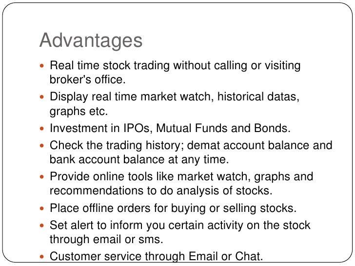 Australian stock exchange online brokers