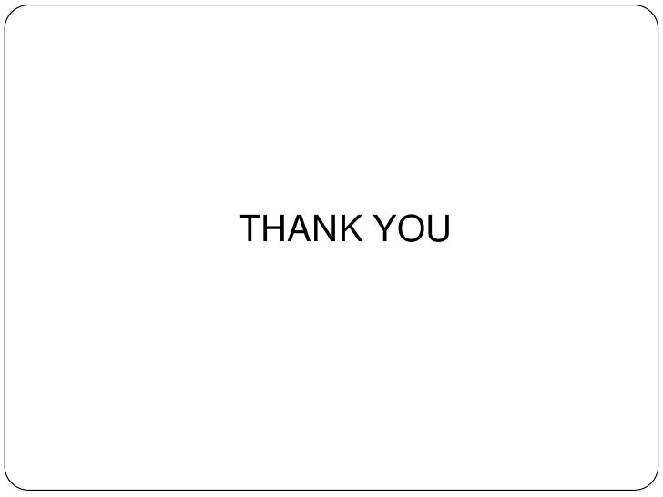 THANK YOU<br />