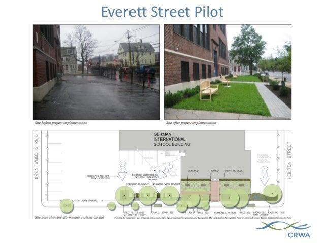 Everett Street Pilot
