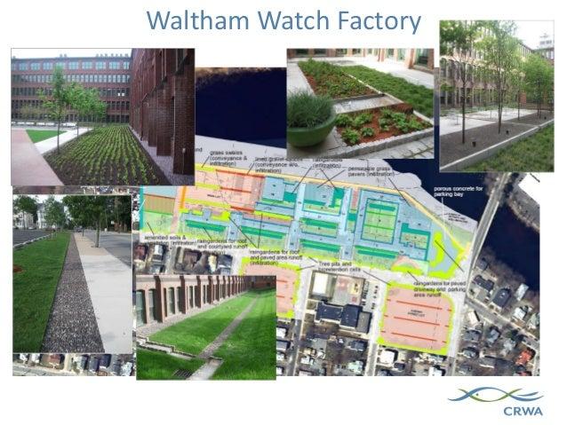 Waltham Watch Factory