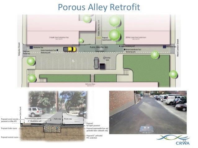 Porous Alley Retrofit 15