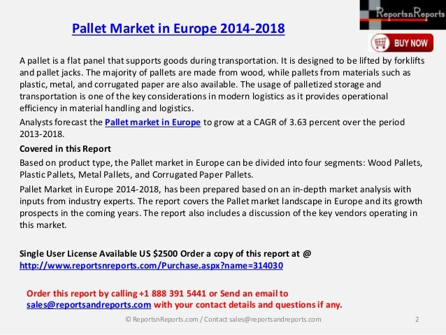3pl market in europe 2014 2018 This report covers the present scenario and the growth prospects of the 3pl  market in europe for the period 2014-2018 to calculate the market size, this  report.