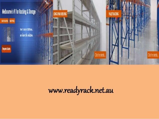 Pallet racking for sale melbourne