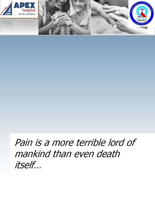 Palliative care Slide 2